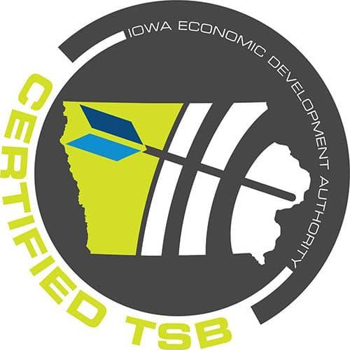 Iowa Economic Development Authority - certified tsb