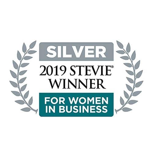 Silver 2019 Stevie Winner